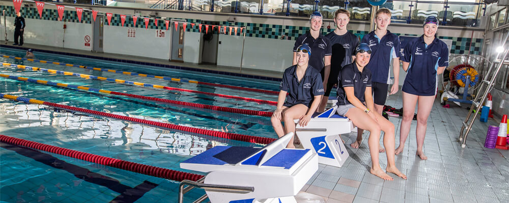 Young Swimmers Are Making a Splash!