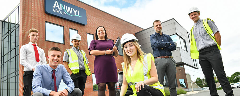 Creating Careers at the Anwyl Group