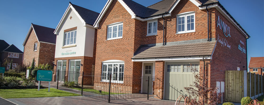 More New Homes from Anwyl in Sandbach