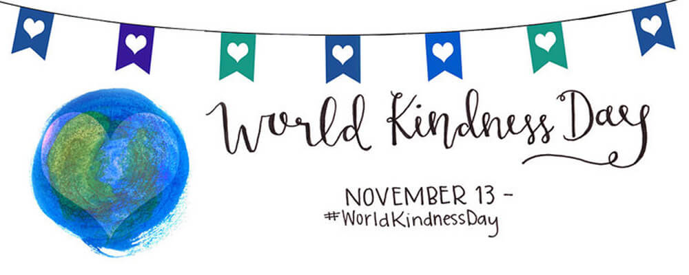 Random Acts of Kindness for World Kindness Day