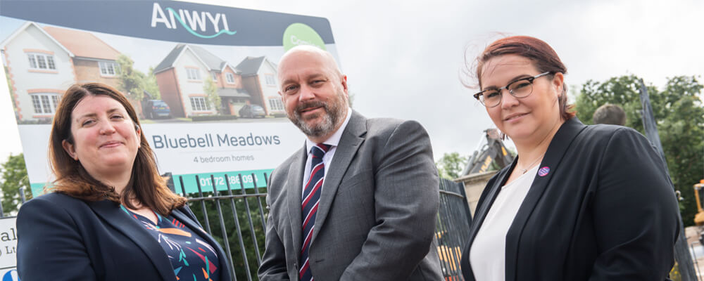 Anwyl Homes acquires land in Fulwood