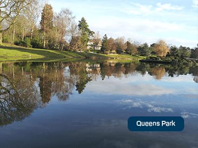 Alexandra Gardens, Crewe