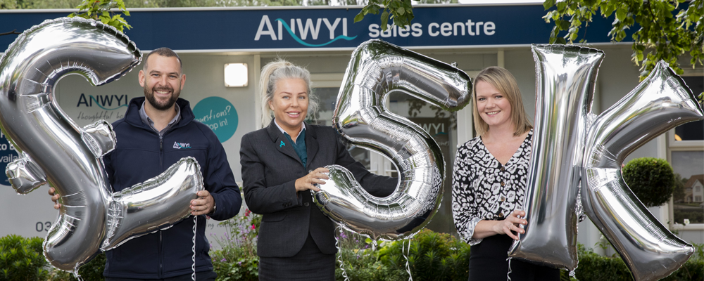 Anwyl launches community fund for Knowsley