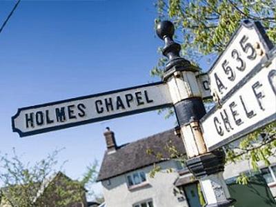 Victoria Mills, Holmes Chapel