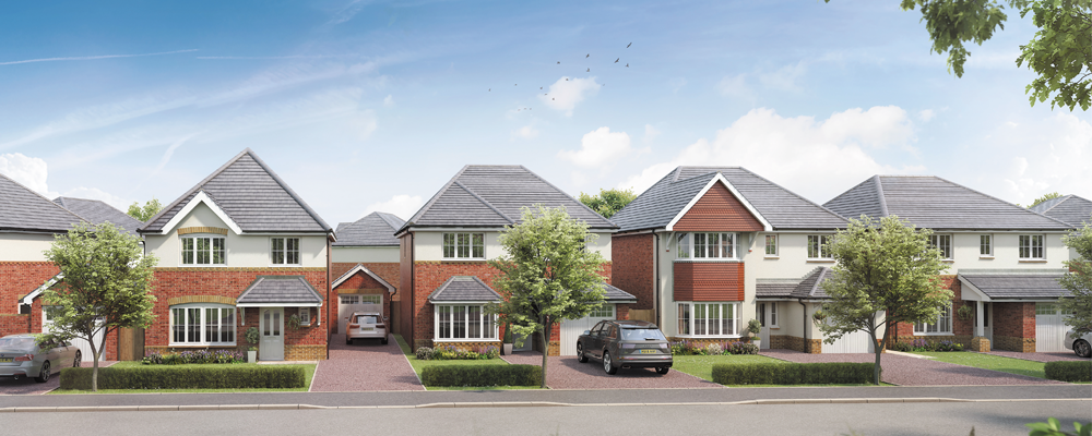 Anwyl's New Homes will bring £1.2m Community Boost for Winnington