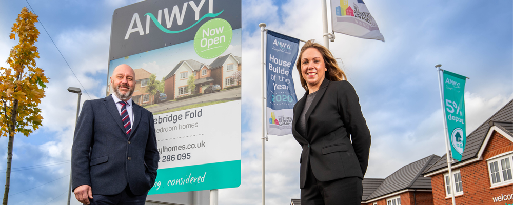 Lancashire homebuilder doubles its workforce