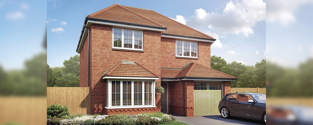 Buy a new family home in Fulwood for less…
