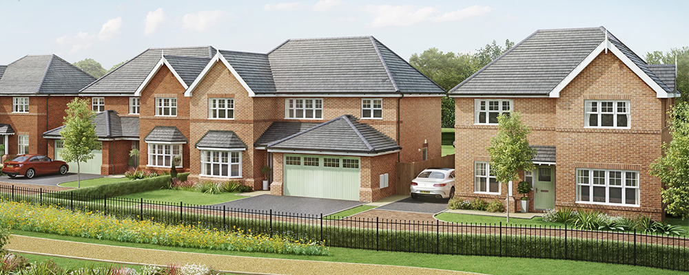 Buy now for a Spring move to a new home in Barton