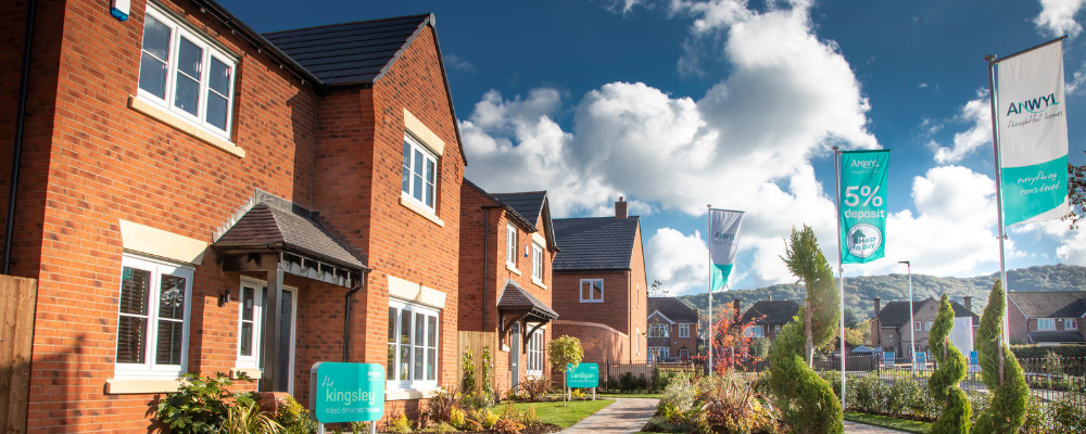 Shropshire homes available through new Help to Buy scheme