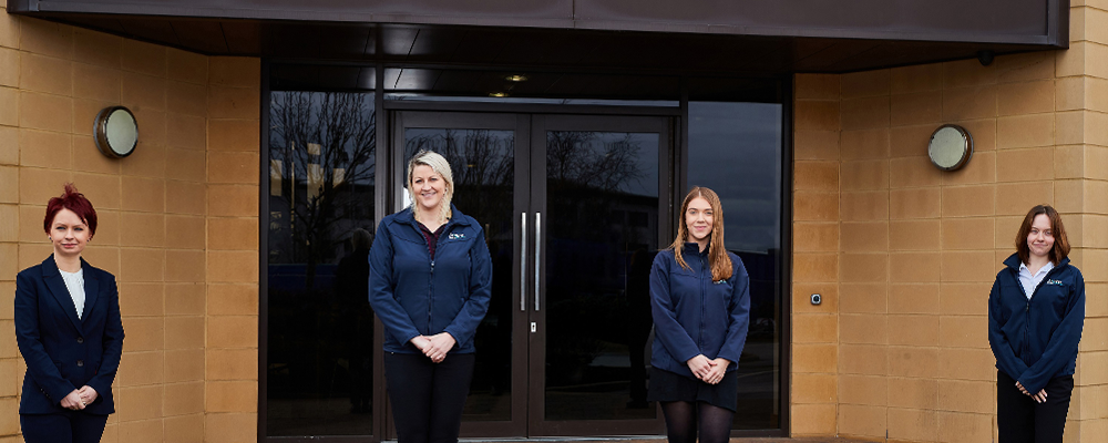 Meet the women building construction careers with Anwyl Lancashire