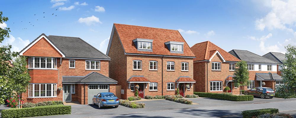 New homes in Winnington off to a winning start