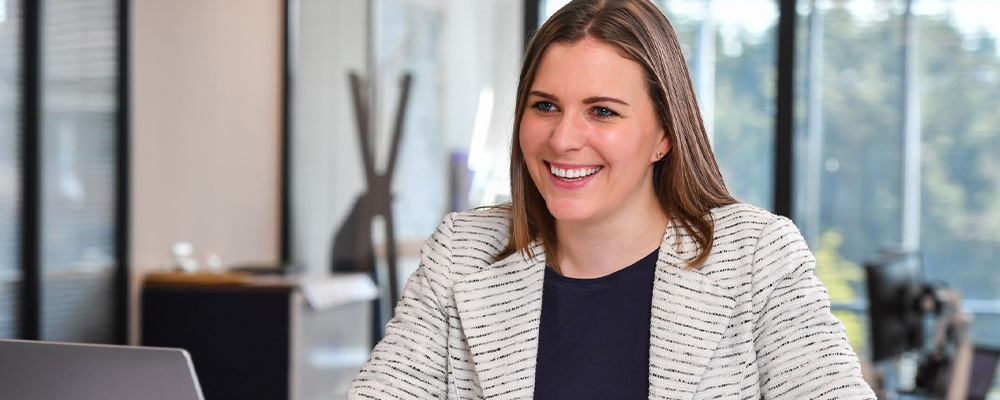 Berit lands new role at Anwyl Homes