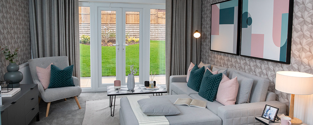 Three-storey living at the 'Winnington' Place to be