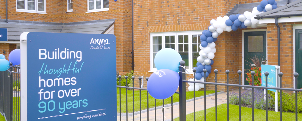 Finding a family home near Preston is fun thanks to Anwyl